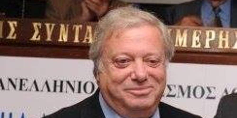 Θρήνος στην αθλητική δημοσιογραφία: Πέθανε ο Νίκος Αντωνιάδης