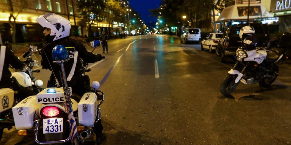 Σε αστυνομικό κλοιό το κέντρο της Αθήνας για την πορεία του Πολυτεχνείου – Ποιοι δρόμοι και σταθμοί κλείνουν
