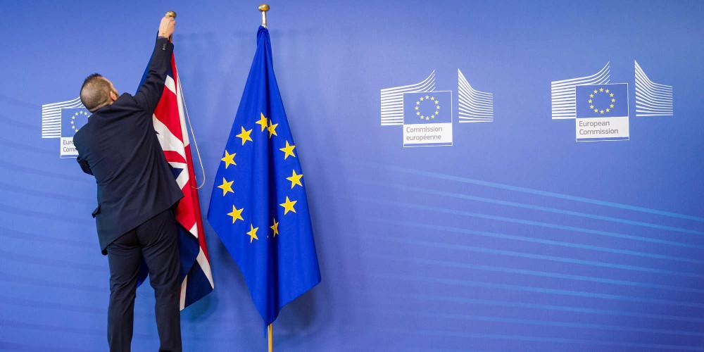 Brexit ώρα μηδέν: Τώρα αρχίζουν τα μεγάλα βήματα της μεγάλης αποχώρησης
