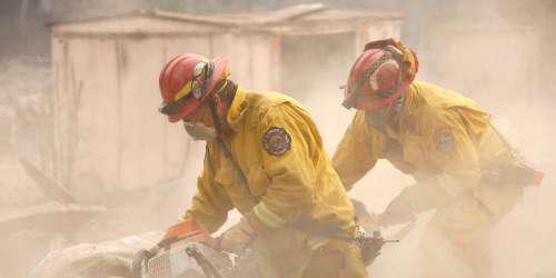 Θλίψη στην Καλιφόρνια: Στους 48 οι νεκροί από τις πυρκαγιές [εικόνες & βίντεο]