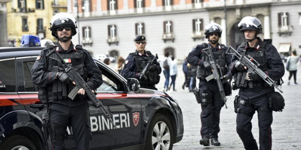 Σάλος στην Ιταλία: 376 μαφιόζοι αφέθηκαν ελεύθεροι λόγω κορωνοϊού