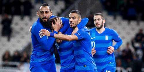 Η Εθνική Ελλάδος ανέβηκε δύο θέσεις στην κατάταξη της FIFA