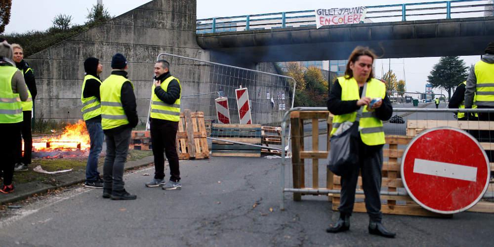 Φορτηγό σκότωσε διαδηλωτή των «κίτρινων γιλέκων» στο Βέλγιο