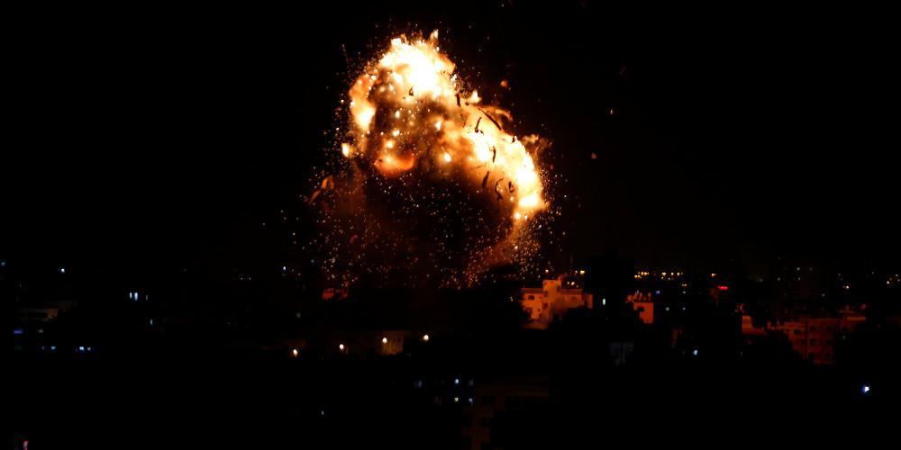 Μεσανατολικό: Οι 11 μέρες εχθροπραξιών Ισραήλ και Χαμάς σε αριθμούς