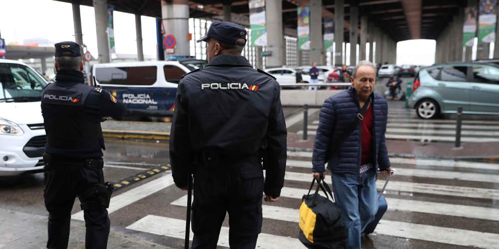 Άνοιξαν οι σταθμοί των τρένων σε Μαδρίτη και Βαρκελώνη – Λάθος οι συναγερμοί για βόμβες