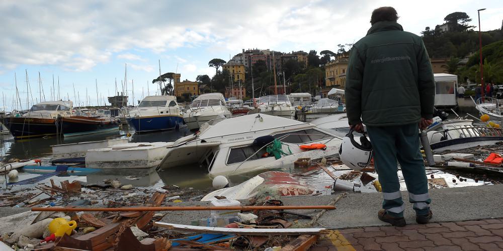 Ιταλία: Τρεις νεκροί από κύμα κακοκαιρίας στο νησί της Σαρδηνίας