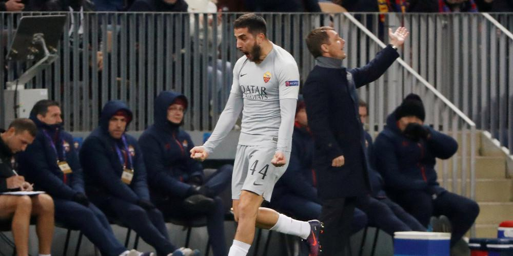 Βρήκε δίχτυα ο Μανωλάς απέναντι στην ΤΣΣΚΑ Μόσχας με την Ρόμα για το Champions League