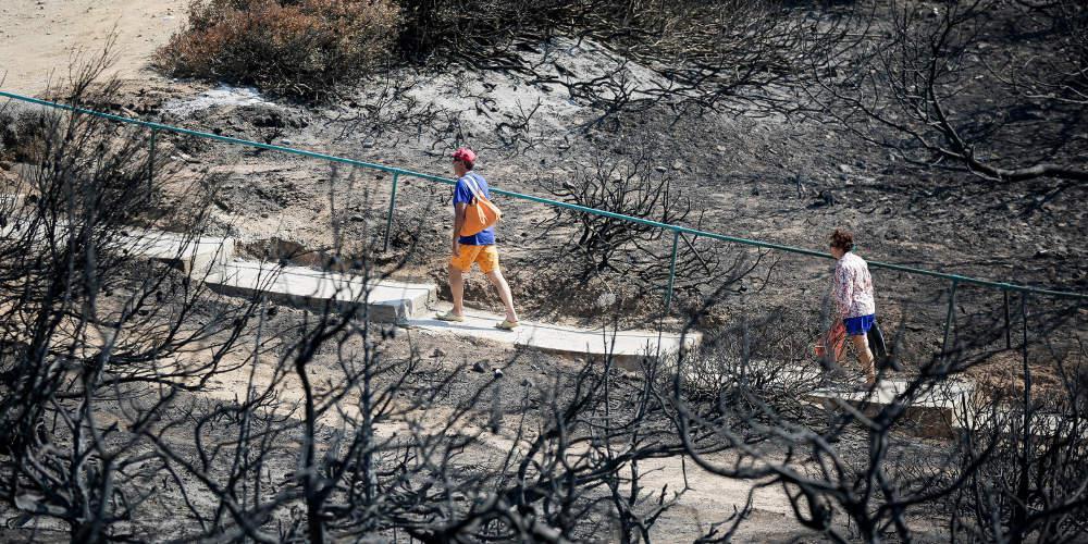 Φονική πυρκαγιά στο Μάτι: Απορρίφθηκε η ανάθεση της δικογραφίας σε εφέτη ανακριτή