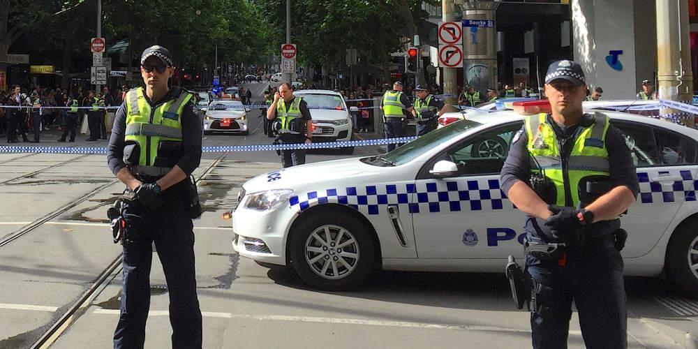 Πολλοί τραυματίες σε επίθεση με μαχαίρι στη Μελβούρνη