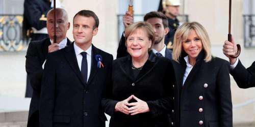 Μέρκελ και Μακρόν ζητούν κοινό προϋπολογισμό στην ευρωζώνη