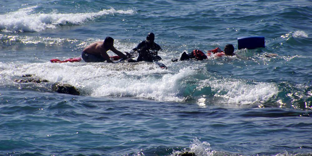 Στους 38 οι νεκροί, πάνω από 100 οι αγνοούμενοι από το ναυάγιο δυο πλοιαρίων στο Τζιμπουτί