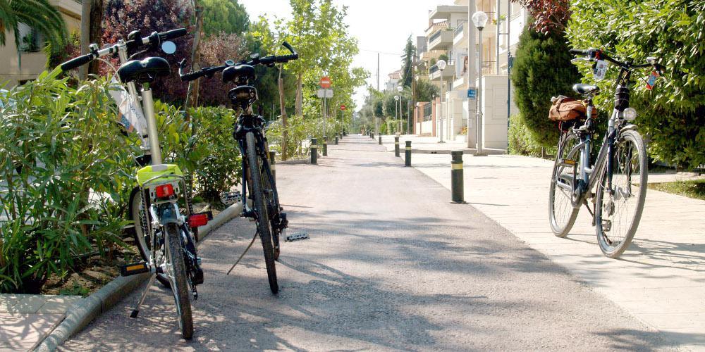 Ποδηλατόδρομοι σε Φάληρο-Κολωνάκι-Κηφισιά: Ποιο θα είναι το νέο δίκτυο της Αθήνας
