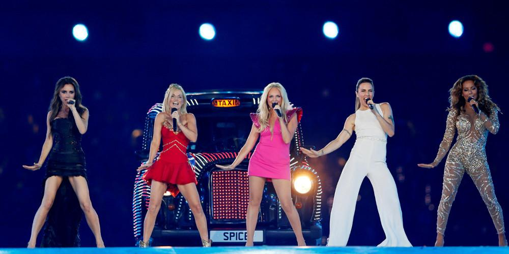 Επανένωση για τις Spice Girls - Χωρίς τη Βικτόρια Μπέκαμ αυτή τη φορά