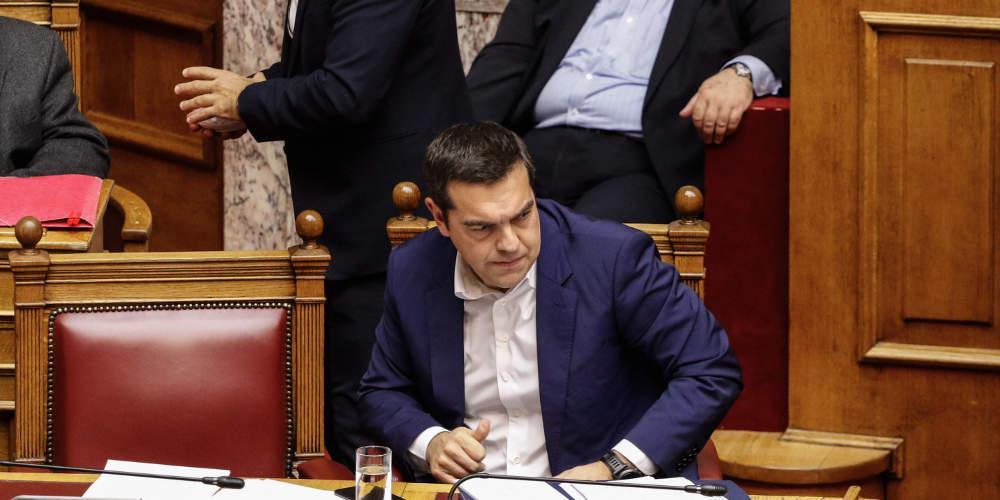 Ψήφο εμπιστοσύνης θα ζητήσει ο Τσίπρας την Πέμπτη