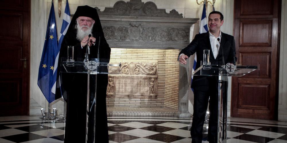 Βενιζέλος: Δεν έγινε διαχωρισμός Εκκλησίας–Κράτους – Χωρίς αρμοδιότητα Πρωθυπουργός- Αρχιεπίσκοπος
