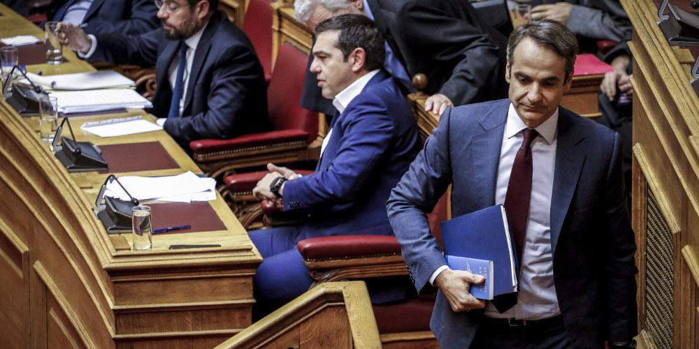 Επίσημο: Ο ΣΥΡΙΖΑ έστειλε πρόσκληση για τηλεοπτικό ντιμπέιτ Τσίπρα-Μητσοτάκη