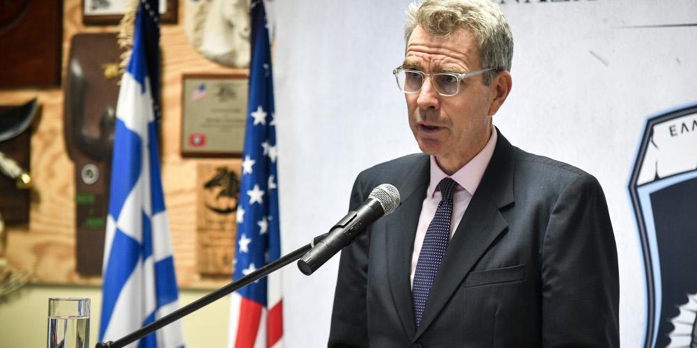 Πάιατ: Εμπόριο-επενδύσεις, ύψιστη προτεραιότητα για τον Κυριάκο Μητσοτάκη