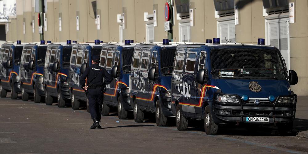 Σε συναγερμό η Βαρκελώνη έπειτα από προειδοποίηση για κίνδυνο τρομοκρατικής επίθεσης