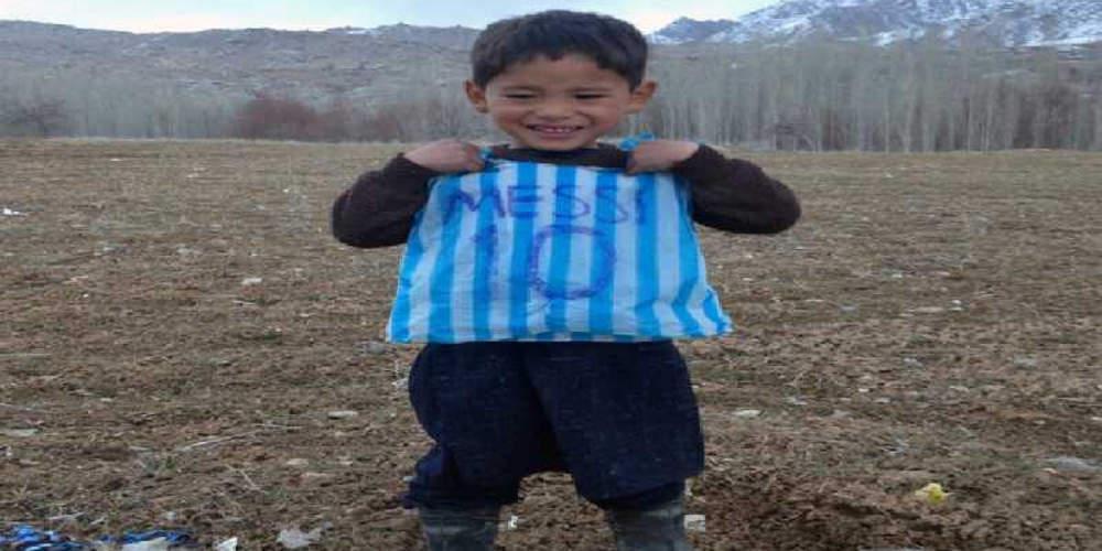 Συγκλονίζει ο μικρός Αφγανός «Μέσι»: φοβάμαι για τη ζωή μου [εικόνες & βίντεο]