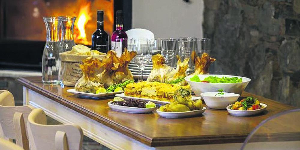 «Exodos time» από τον Ελεύθερο Τύπο: Χρυσά βραβεία γεύσεων - Τα καλύτερα του φετινού χειμώνα