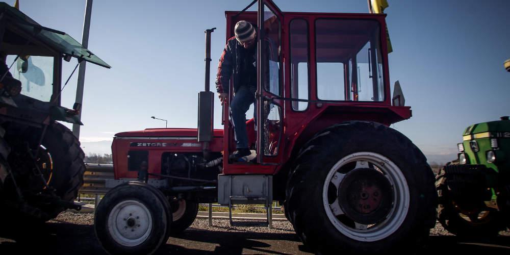 Οδηγίες για τις μετακινήσεις των αγροτών