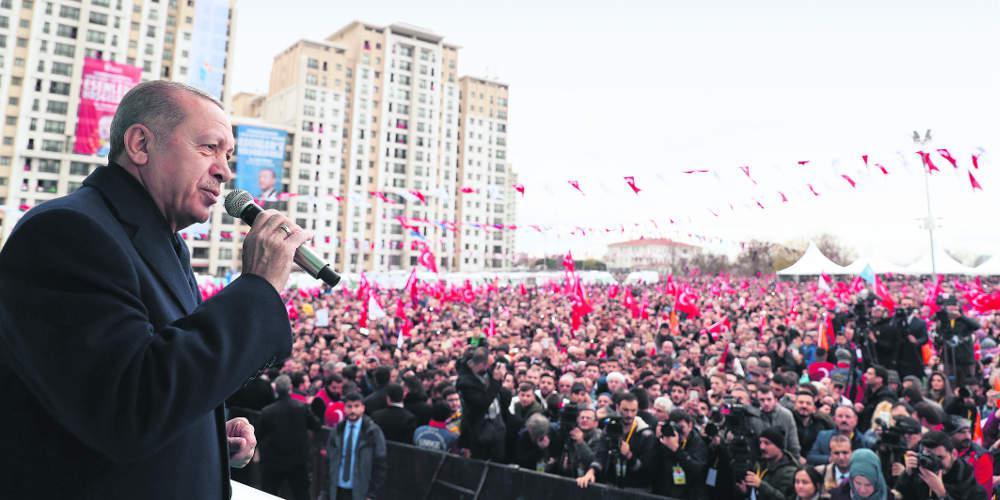 Δημοτικές εκλογές στην Τουρκία: Ο Ερντογάν κερδίζει στην Κωνσταντινούπολη αλλά χάνει την Άγκυρα