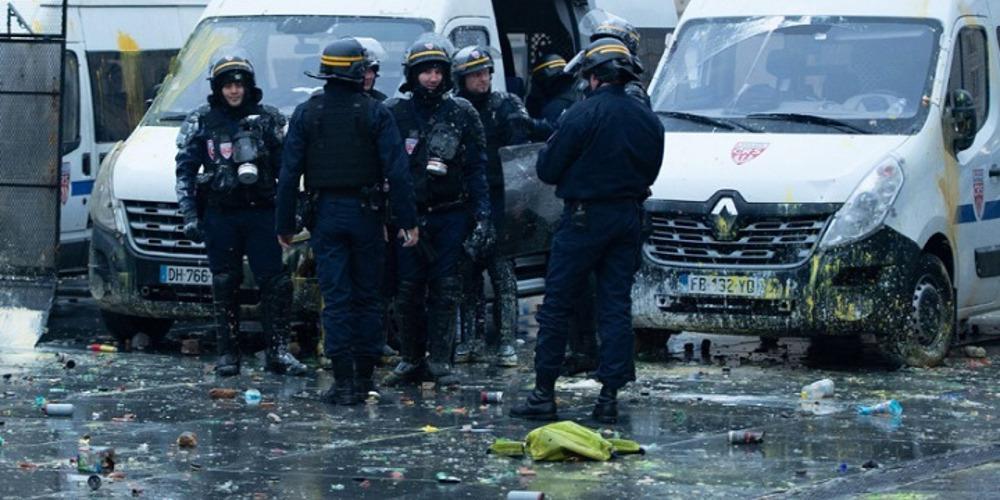 Πέθανε ο 36χρονος που μαχαίρωσε περαστικούς στο κέντρο της Μασσαλίας