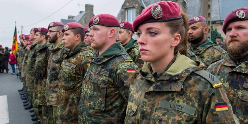 Η Γερμανία αποσύρει μέρος των στρατιωτών της από το Ιράκ