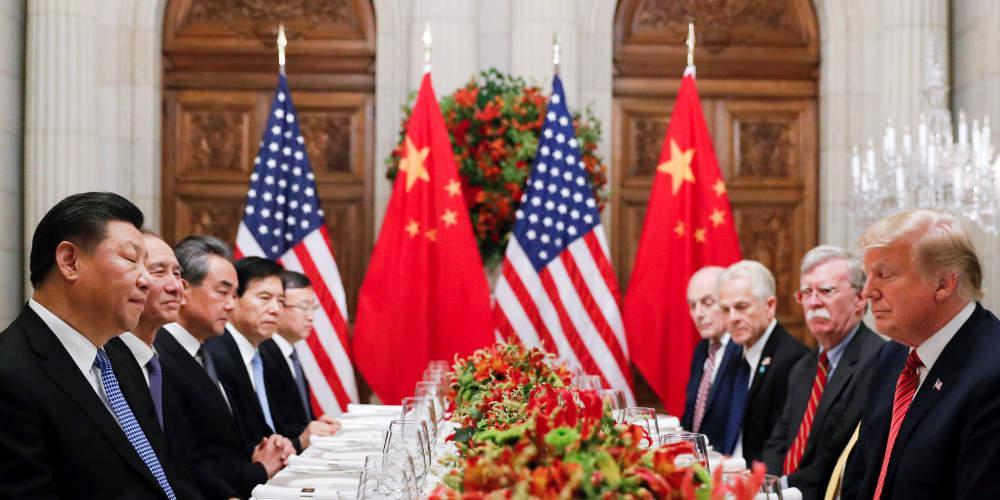 Στα «χαρακώματα» Κίνα με ΗΠΑ λόγω των αποφάσεων Τραμπ για το Χονγκ Κονγκ