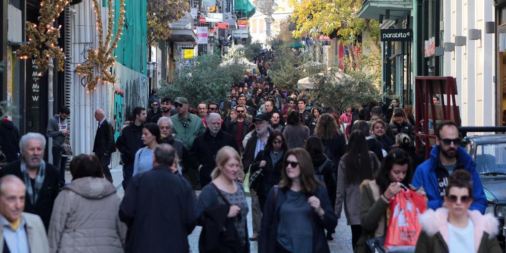 Κάθε πέρυσι και καλύτερα: Πτωτικά κινήθηκε η αγορά στην εορταστική περίοδο