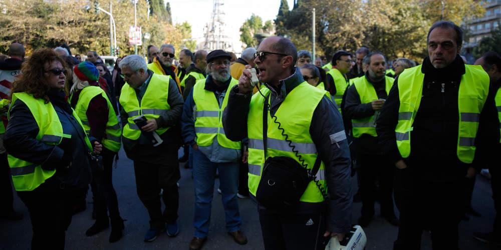 Μικρότερη η συμμετοχή στις διαδηλώσεις των «Κίτρινων Γιλέκων» στην Γαλλία