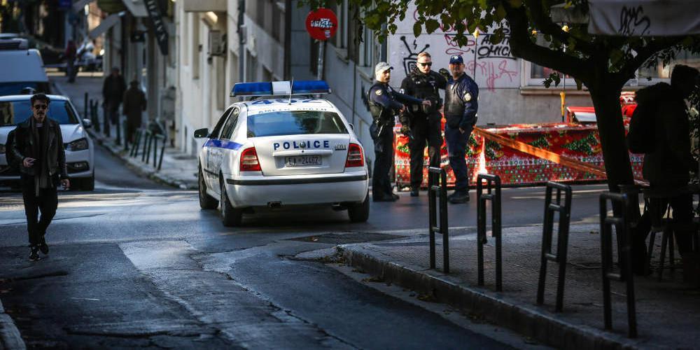 Ανάληψη ευθύνης για την βόμβα στον Άγιο Διονύσιο στο Κολωνάκι