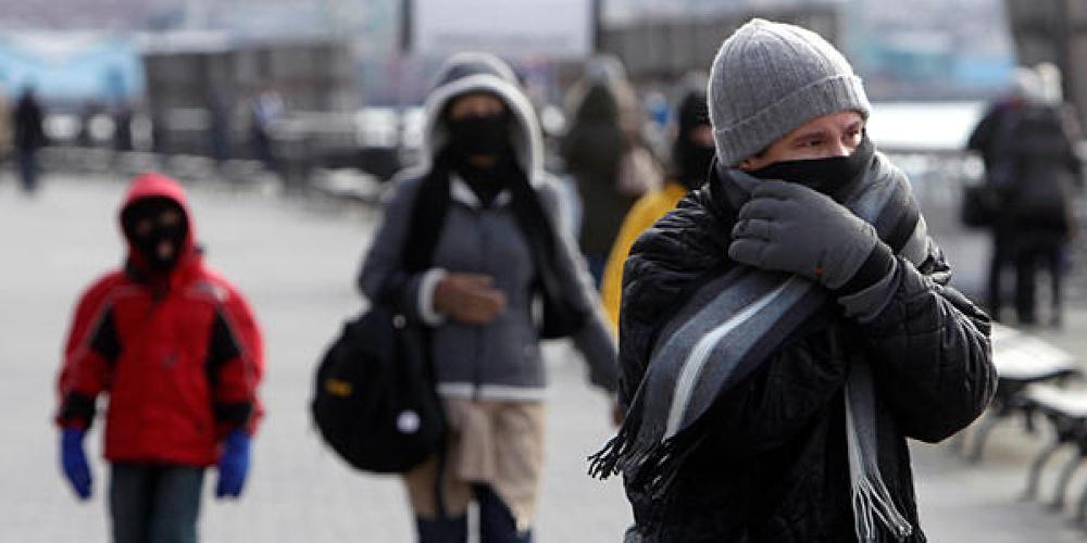 Πρόγνωση καιρού: Λιακάδα αλλά με τσουχτερό κρύο και ανέμους σήμερα Τετάρτη
