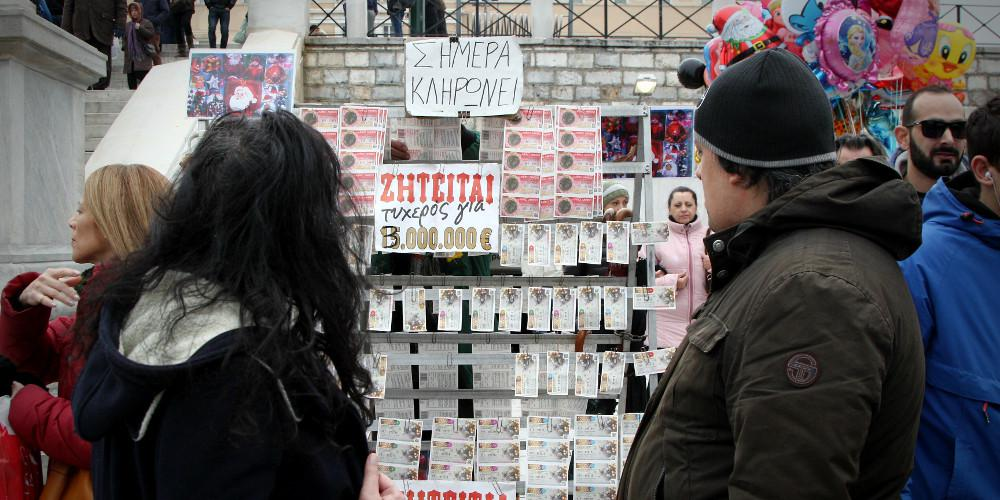 Βρέθηκε ο νικητής του Πρωτοχρονιάτικου Λαχείου: Ένα συρτάρι «έκρυβε» τα 2 εκατ. ευρώ