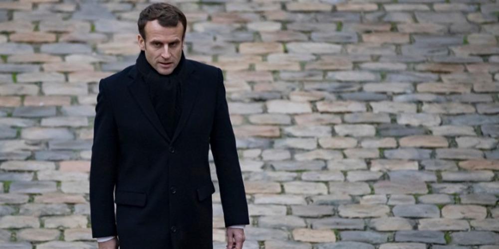 Γαλλία: Στη φυλακή για 4 μήνες ο άνδρας που χαστούκισε τον Μακρόν