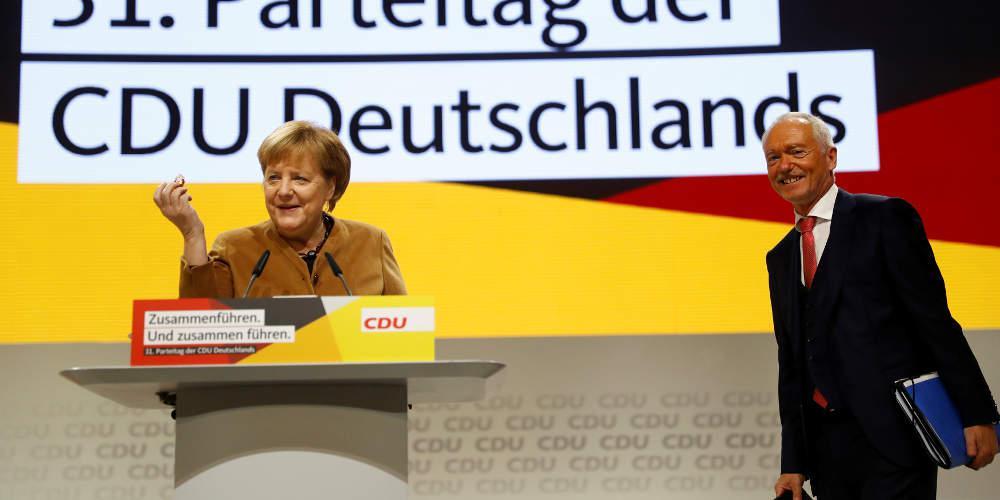 Die Welt: Η τελευταία νίκη της Άνγκελα Μέρκελ