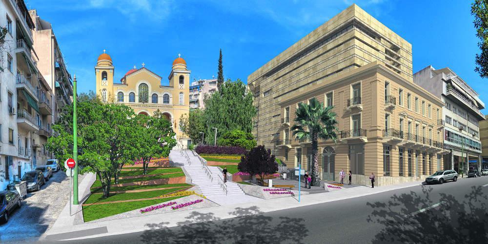 Δύο νέοι πολιτιστικοί πόλοι για την Αθήνα μέσα στο 2019