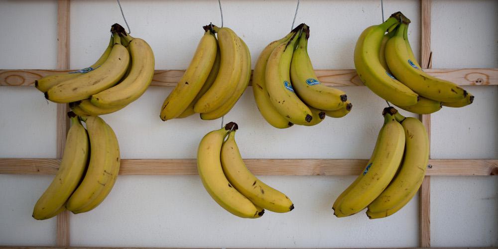 Δέσμευσαν μισό τόνο μπανάνες στον Πειραιά