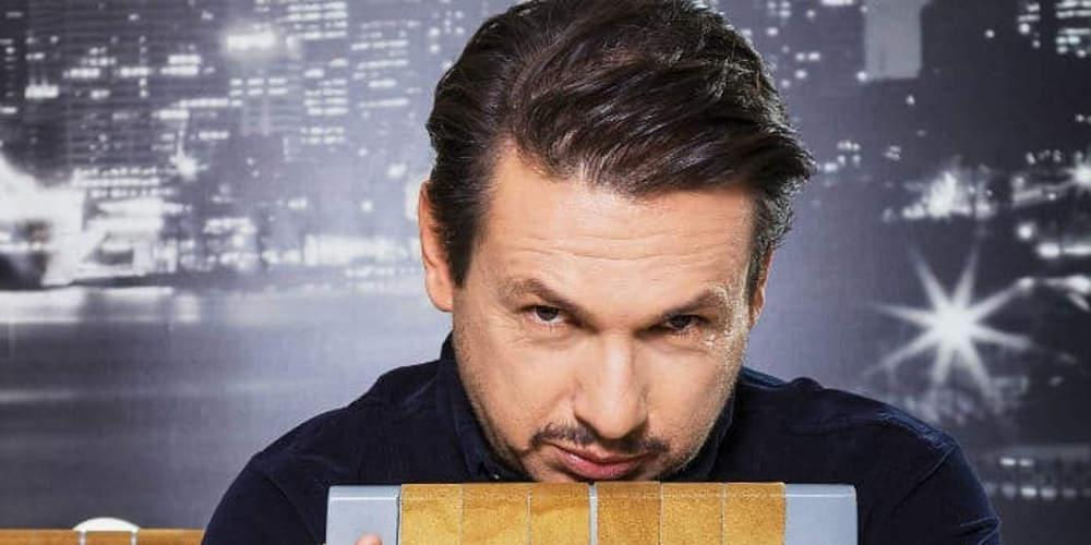 Στο νοσοκομείο με κορωνοϊό ο ηθοποιός Σταύρος Νικολαΐδης