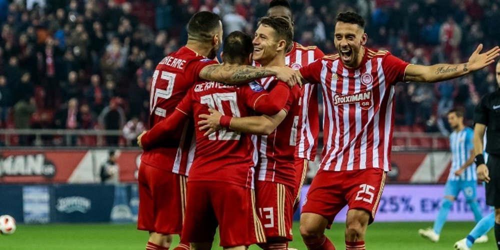 Europa League: Η Ντιναμό Κιέβου στο δρόμο του Ολυμπιακού