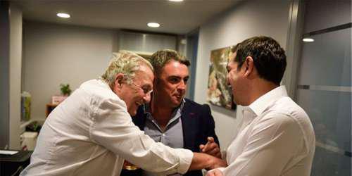 Μπλεγμένος και σε σκάνδαλο της FIFA ο Μανώλης Πετσίτης