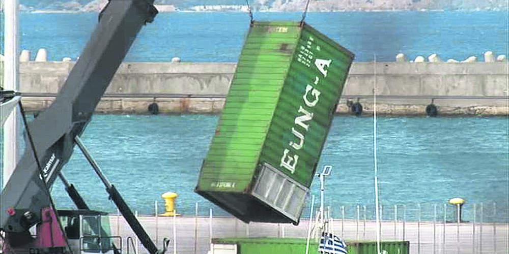 Το καράβι απ' τη Συρία… με 6 τόνους «σοκολάτα»