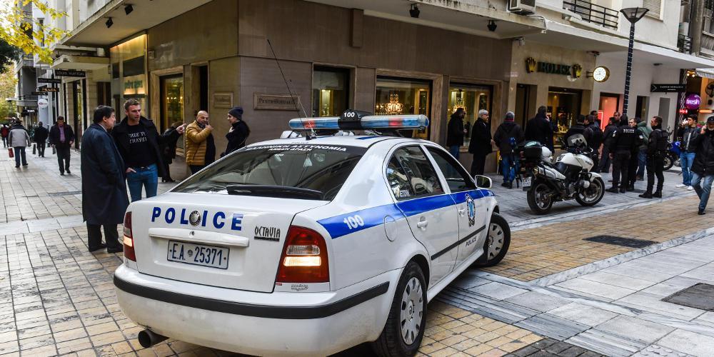 Συνελήφθη ο ληστής των Rolex - Είχε κλέψει πάνω από 30 ρολόγια αξίας 493.600 ευρώ