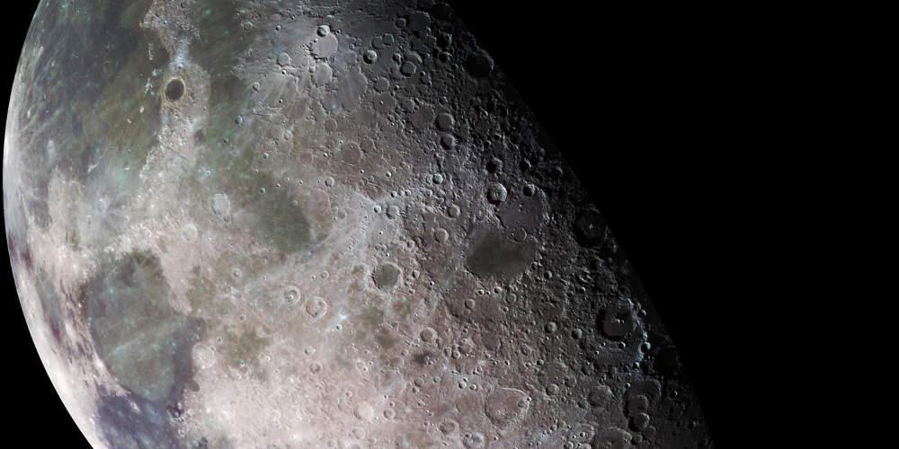 Εντοπίστηκε άγνωστο γυαλιστερό ζελέ στη «σκοτεινή» πλευρά της Σελήνης [εικόνα]