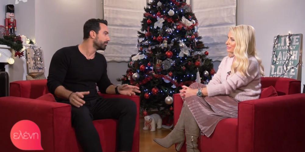Σάκης Τανιμανίδης: Είχα πει «Όχι» στο Survivor στην αρχή [βίντεο]