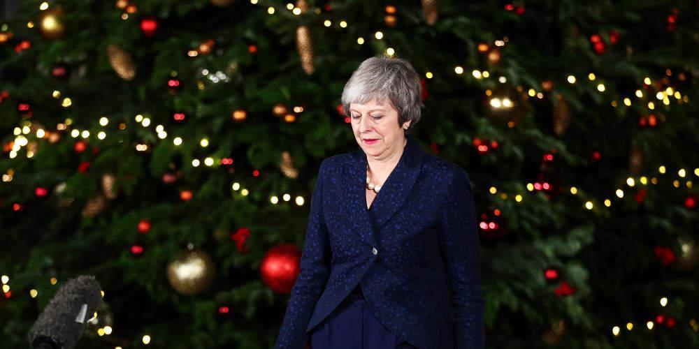 Θρίλερ με το Brexit: Πρόταση δυσπιστίας κατά της Μέι υποβάλλει ο Κόρμπιν