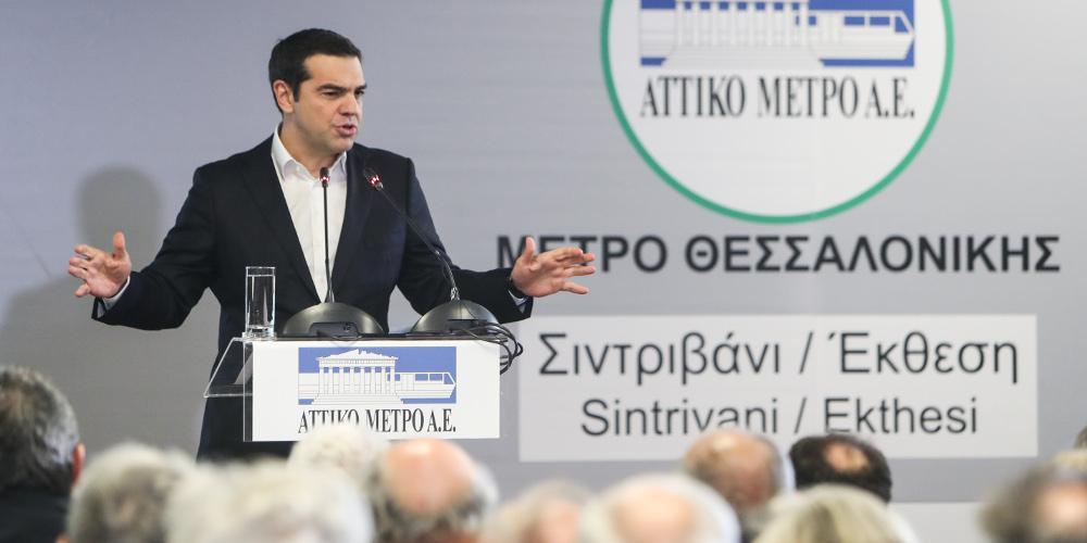 Στράτος Σιμόπουλος στον «Ε.Τ.»: Με φιέστες στο μετρό Θεσσαλονίκης κρύβουν την αποτυχία τους