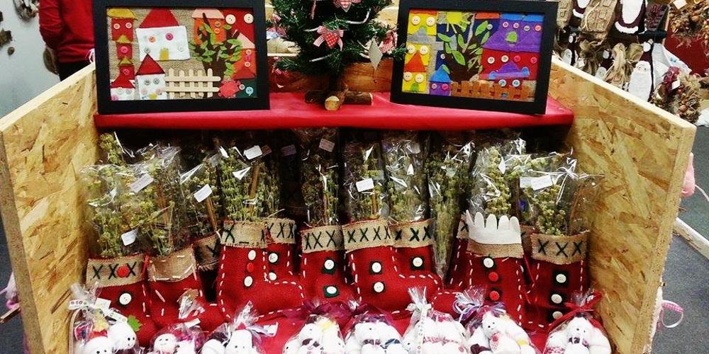 Χριστουγεννιάτικο bazaar από τη μονάδα εφήβων του ΟΚΑΝΑ «Ατραπός»