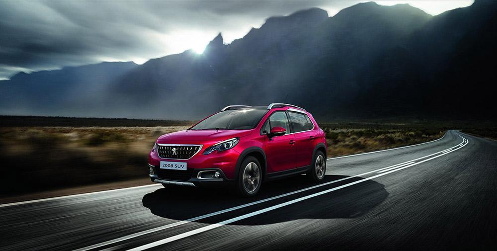 Ένα εκατομμύριο Peugeot 2008