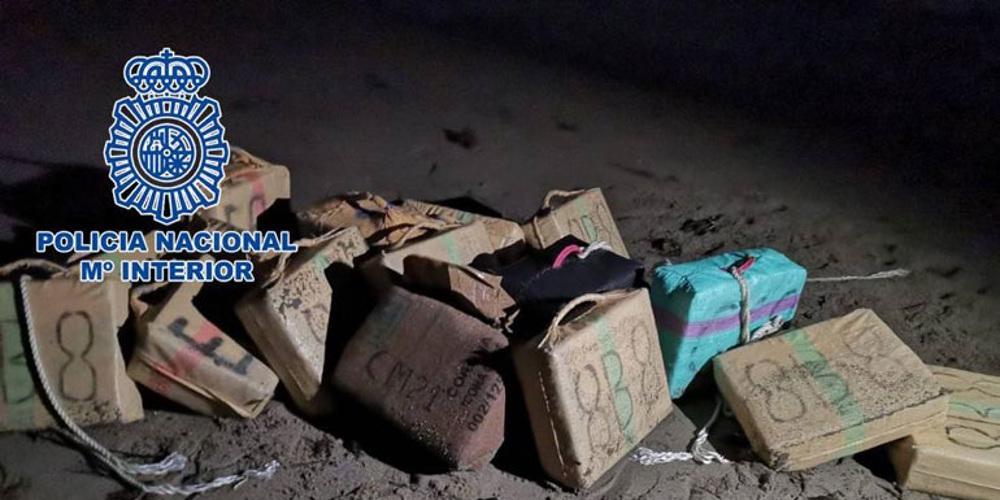 Έμποροι ναρκωτικών ξεφόρτωναν το φορτίο τους με τη βοήθεια drone